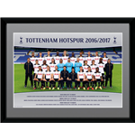 Tottenham Hotspur - Team Photo 16/17 (Stampa In Cornice 30x40 Cm)
