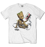T-shirt Guardians of the Galaxy V. 2 Groot with Tape