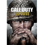 Call Of Duty Wwii - Key Art (Poster Maxi 61x91,5 Cm)