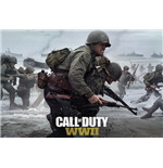 Call Of Duty Wwii - Comaraderie (Poster Maxi 61x91,5 Cm)
