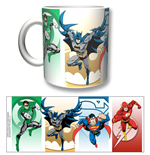 Justice League - Heroes (Tazza)