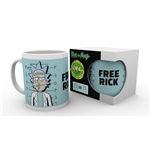 Tazza Rick And Morty - Free Rick