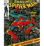 Spider-Man - Cover (Mini Poster 40X50 Cm)