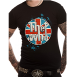 Who (THE) - Logo Standing (T-SHIRT Unisex )