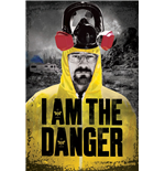 Breaking Bad - I Am The Danger (Poster Maxi 61X91,5 Cm)