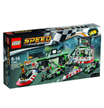 Lego 75883 - Speed Champions - Mercedes Amg Petronas Formula One Team