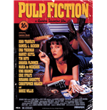 Pulp Fiction - Cover (Poster 100X140 Cm)