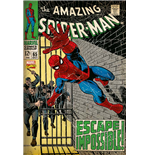 Spider-Man - Escape Impossible (Poster Maxi 61X91,5 Cm)