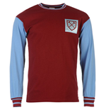Maglia vintage West Ham United Home 1966