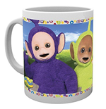 Teletubbies - Characters (Tazza)