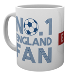 England - Number One Fan (Tazza)