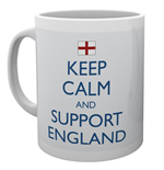 England - Keep Calm (Tazza)