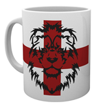 England - 3 Lions (Tazza)