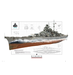 World Of Warships - Bismarck (Poster Maxi 61x91,5 Cm)