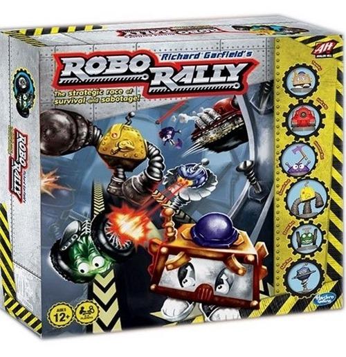 Gioco Da Tavolo Avalon Hill Robo Rally Per Soli 39 95 Su