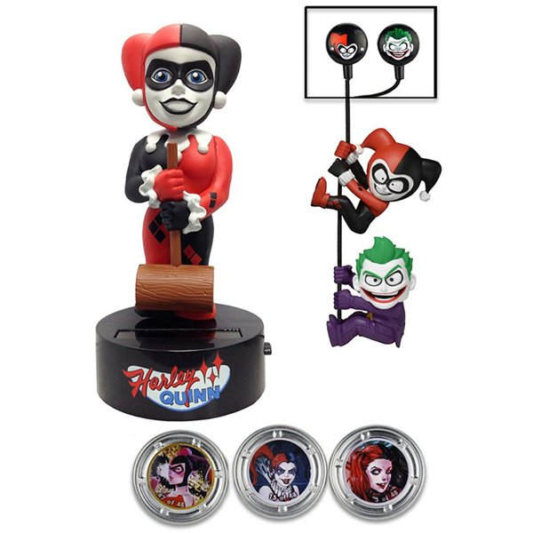 Set regalo Harley Quinn