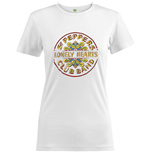 Beatles (THE) - Sgt Pepper Drum Colour (T-SHIRT Donna )