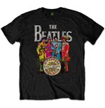 Beatles (THE) - Sgt Pepper (T-SHIRT Unisex )