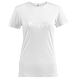 Beatles (THE) - Drop T Logo (T-SHIRT Donna TG. 2)