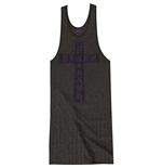 Black Sabbath - Vintage Cross With Tassels (vestito Donna )