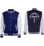 Bring Me The Horizon - Varsity Jacket Umbrella (giacca Unisex TG. 2)