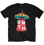 Bring Me The Horizon - Alien Black (T-SHIRT Unisex )