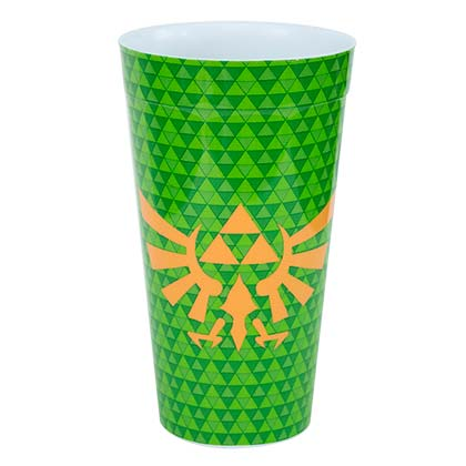 Bicchiere The Legend of Zelda - Triforce