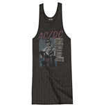 AC/DC - Dirty Deeds Done Dirt Cheap With Tassels (vestito Donna )