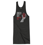Green Day - American Idiot Vintage With Tassels (vestito Donna )