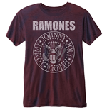 Ramones - Presidential Seal Red (T-SHIRT Unisex )