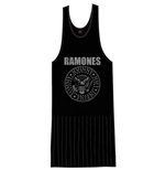 Ramones - Vintage Presidential Seal With Tassels (vestito Donna )