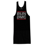 Run Dmc - Logo Vintage With Tassels (vestito Donna )