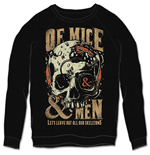 Felpa Of Mice and Men da uomo - Design: Leave Out
