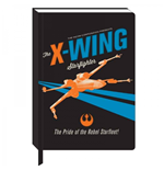 Star Wars - X Wing Icon (Quaderno A5)