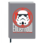 Star Wars - Stormtrooper Icon (Quaderno A5)