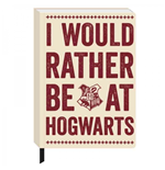 Harry Potter - Hogwart's Slogan (Quaderno A5)