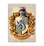 Harry Potter - Hufflepuff (Magnete Metallico)