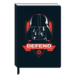 Star Wars - Darth Vader Icon (Quaderno A5)