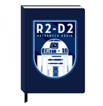 Star Wars - R2 D2 Icon (Quaderno A5)
