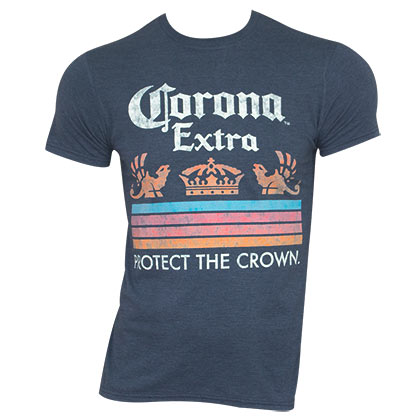 T-shirt Corona Protect The Crown