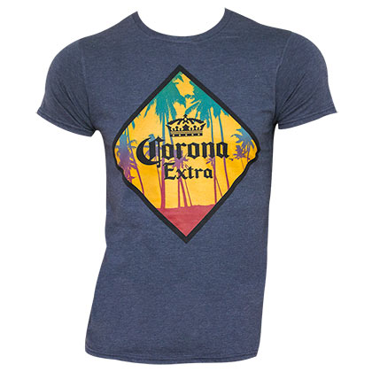 T-shirt Corona Palm Tree