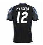 Maglia Real Madrid 2016-2017 Third (Marcelo 12)