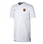 Polo Roma 2017-2018 Nike Authentic Grand Slam (Bianco)