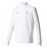 Top Real Madrid 2017-2018 (Bianco)