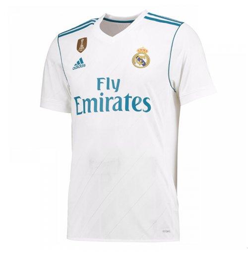 Maglia Real Madrid 2017-2018 Home Adidas AdiZero