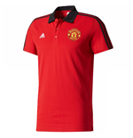 Polo Manchester United 2017-2018 (Rosso)