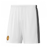 Pantaloncini Short Manchester United 2017-2018 Home (Bianco)