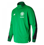 Giacca Celtic Football Club 2017-2018 (Verde)