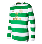 Maglia Manica Lunga Celtic Football Club 2017-2018 Home