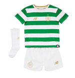 Divisa Celtic Football Club 2017-2018 Home da bambino